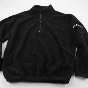 VTG Planet Of The Apes Promo Fleece Zip Up Sz XL